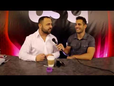Santino Marella talking with NO accent, why did he retire?, WrestleMania, more
