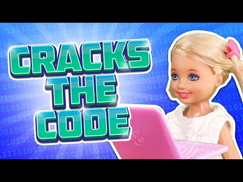 Barbie - Chelsea Cracks the Code #CSforAll | Ep.90 from YouTube · Duration:  12 minutes 9 seconds