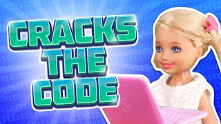 Barbie - Chelsea Cracks the Code #CSforAll | Ep.90
