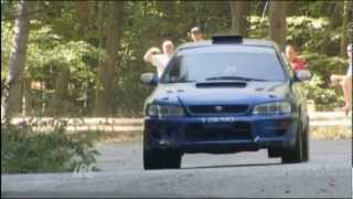 2012 Intercontinental Rally Challenge Round 11 Rally Sliven