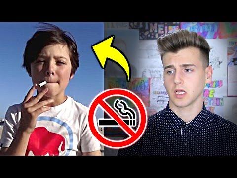 Kid Smoking Social Experiment Reaction