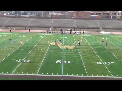 BW Women's Lacrosse Hosts NCAA Division II Ursuline (No Audio)