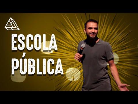 THIAGO VENTURA - ESCOLA PUBLICA