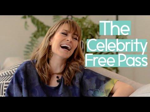 Kat Stewart: On Her Celebrity Free Pass