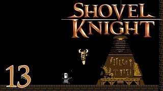 Shovel Knight Walkthrough Part 13 - Tinker Knight