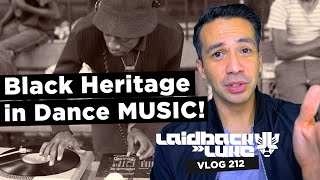 Black Heritage in Dance MUSIC!