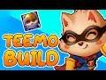 BEST TEEMO BUILD IN SEASON 8?