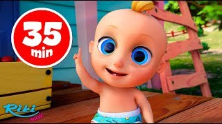Песенки с Джони Джони! Johny Johny Yes Papa | Nursery Rhymes - LooLoo Kids