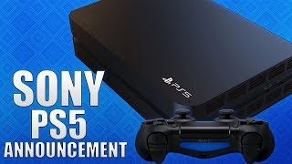 Sony Goes Public With Massive PS5 News For The First Time! This Wasn't Supposed To Happen!