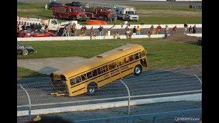 Американские гонки автобусов на выживание