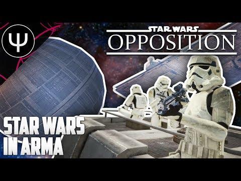 ARMA 3: Star Wars Opposition Mod  — Star Wars in ARMA!