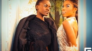 GEOMETRIA TV (NYC) Ev Bessar Fashion Show @ Pepela NYC