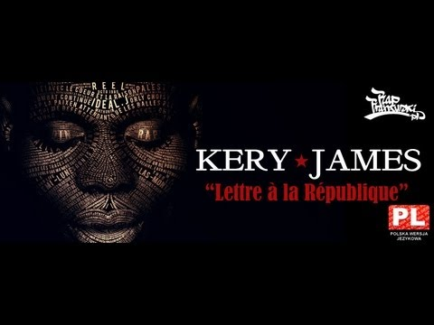kery james lettre a la republique Kery James   Lettre a la République (Napisy PL)   YouTube kery james lettre a la republique