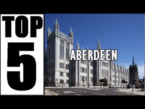 ABERDEEN/SHIRE, SCOTLAND | Top 5 Things To Do
