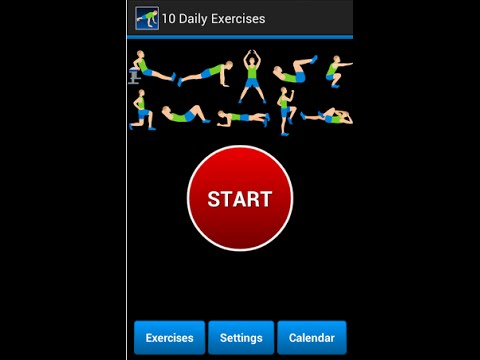 home workout android app 10 daily exercises useful android apps youtube. Black Bedroom Furniture Sets. Home Design Ideas