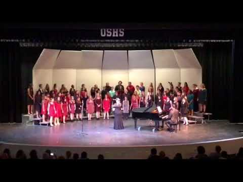 Carol of the Bells by Ocean Springs High School Choir