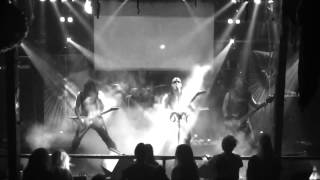 Diablery - With Strength I Burn (Emperor cover - live @ 8BALL, Thessaloniki)