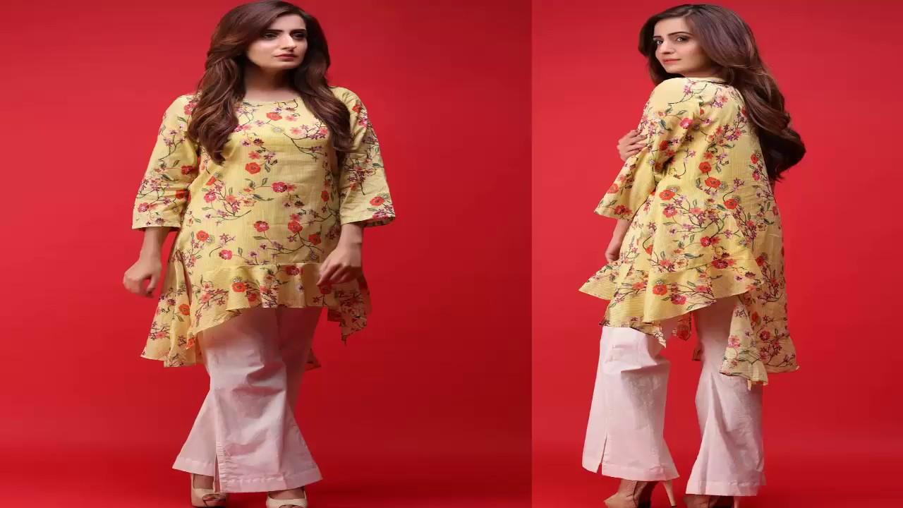 c43dd6e0d0c3 Warda Designer Spring Summer Single Shirt Lawn Embroidery Collection 2018.  Fashion   Beauty