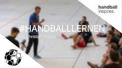 JÄGERBALL - Handball Tempospiel mit Christian Prokop