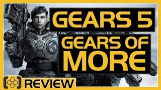 Gears 5 is The Gearsiest Gears That Ever Did Gears - Review