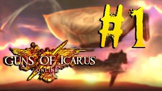 Guns of Icarus - Part 1   DEVELOPER DESTRUCTION
