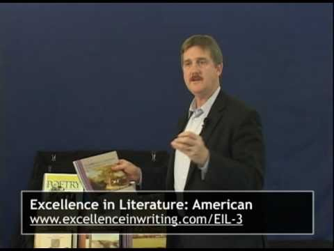 Excellence in Literature Content Guides for Self-Directed Study (American or British Literature)
