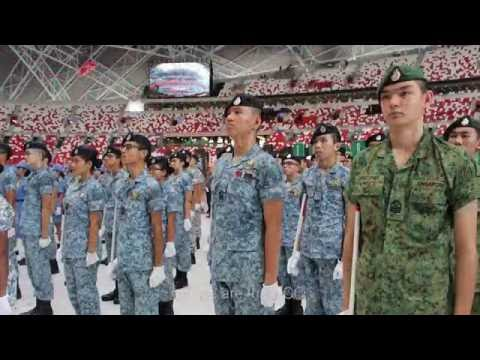 Singapore NCC SONG 2016