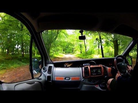 Drive to Avebury and Camera Stabilizer Testing