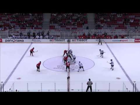 2013 WU18C's quarterfinal game Finland - Switzerland