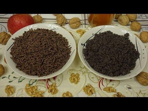 Jak przygotować mak do ciast – mielony ze sklepu i mielony w domu + masa makowa