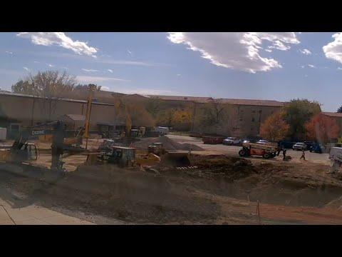 International School of Denver Live Stream: New Academic Building Construction