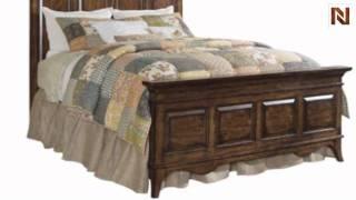 Kincaid 35-131p Homecoming Panel Bed King 6/6