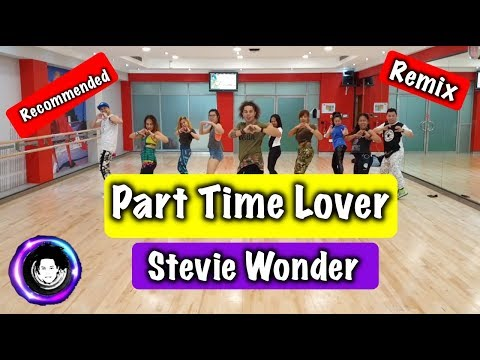 Part Time Lover Remix | Stevie Wonder | Zumba® | Alfredo Jay | Choreography | Dance