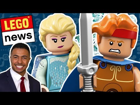 LEGO Dismey minifigures 2019 tagged videos on VideoHolder