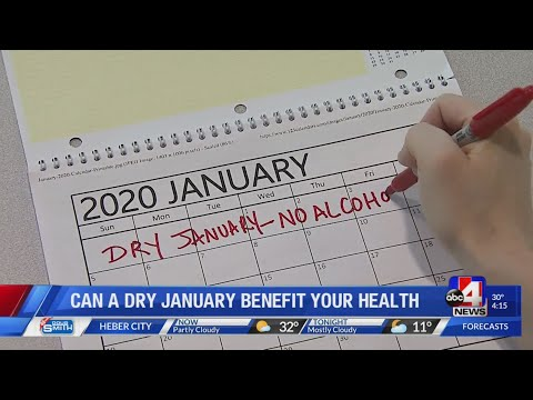 Can a 'Dry January' benefit your health?