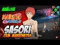 SASORI [CEM MARIONETES], ANÁLISE COMPLETA! - Naruto Mobile