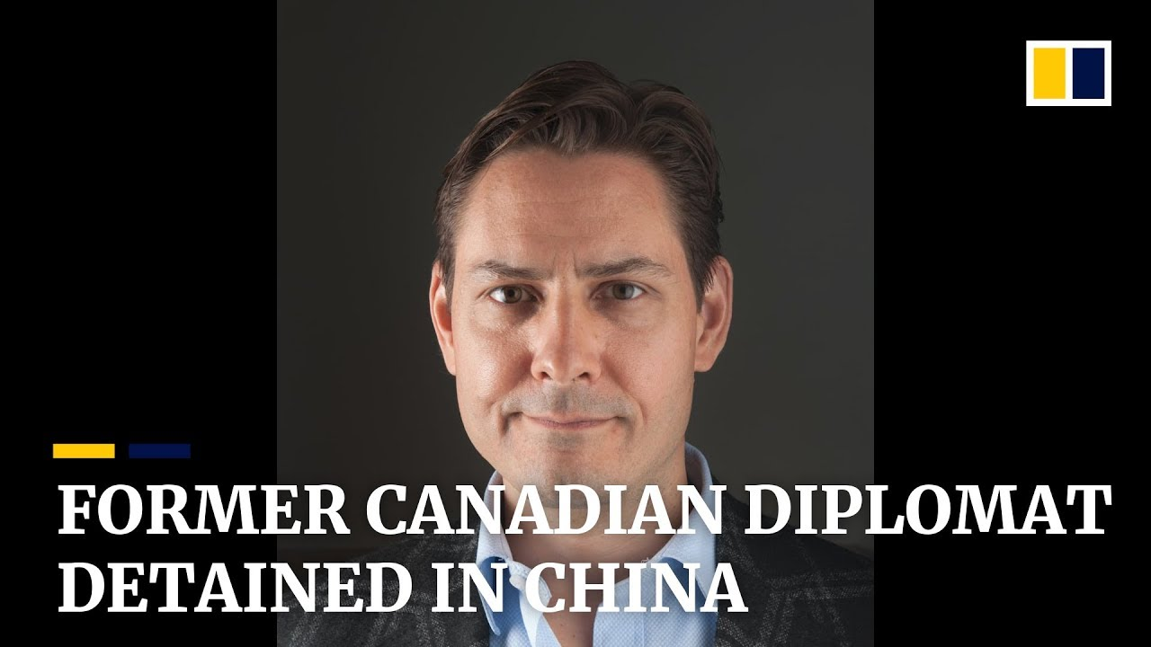 Former Canadian diplomat Kovrig detained in China following arrest of Huawei CFO