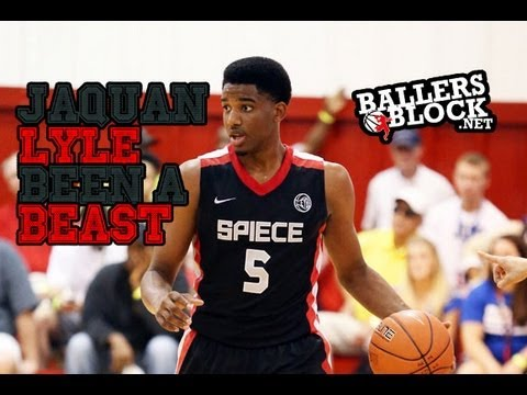 Jaquan Lyle is the Most Wanted PG in the Country!!!