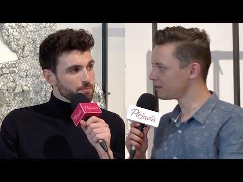 Duncan Laurence w mocnym wywiadzie po Eurowizji 2019. Mówi o coming oucie i walce z dyskryminacją
