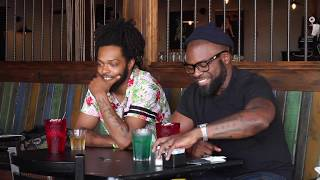 Travel Taste and Talk (Episode 12) 3 Artists- Quinjuan Anderson, Toni Scruggs, and Cleon Edwards