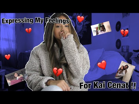 Expressing My Feelings For Kai Cenat !!
