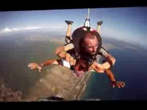 pappasole Film  Lancio in Paracadute tandem da 4000 metri