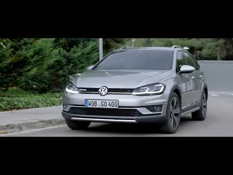 Golf Alltrack | Présentation modèle | Volkswagen