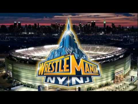 WWE WrestleMania 29 Official Theme Song - Surrender by Angels & Airwaves
