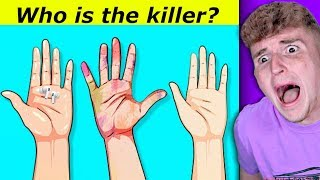 SHOCKING Mystery Riddles YOU Won't Be Able To Solve..
