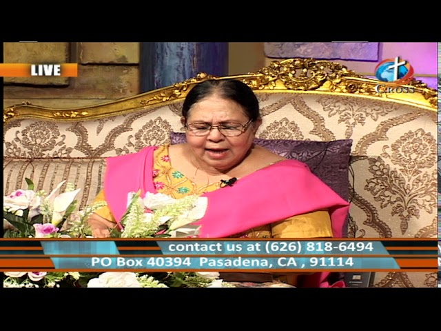 The Light of the Nations Rev. Dr. Shalini Pallil 08-20-2019
