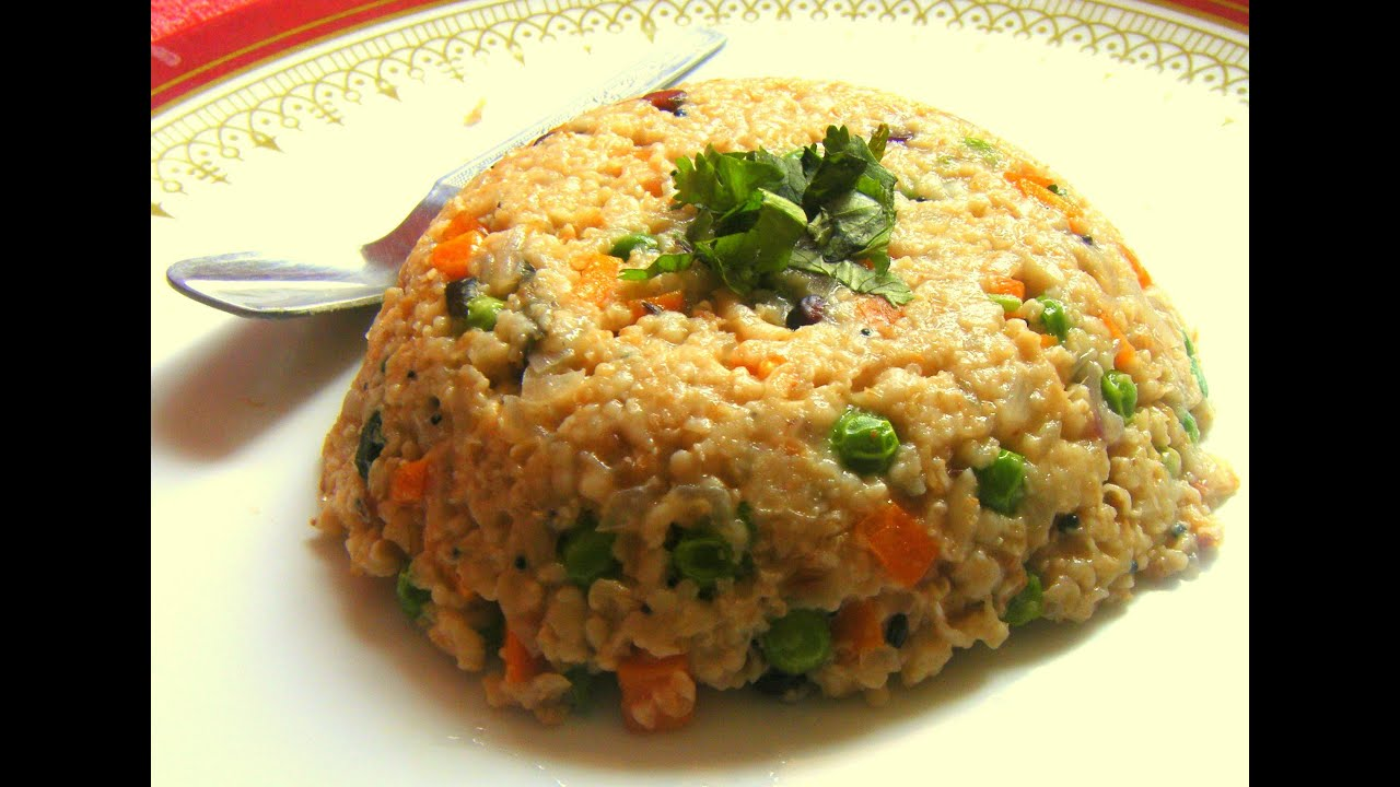 oats upma in tamil - Quick and healthy weight loss recipe ...