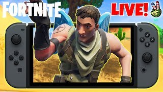 Pro Nintendo Switch Player! // NEW CAMO DEFAULT 101! // (Fortnite Battle Royale LIVE)