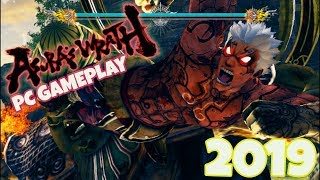 WORKING PERFECT!! ASURA WRATH on PC Gameplay 2019