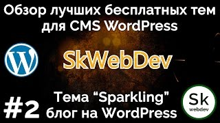 видео темы для блога wordpress